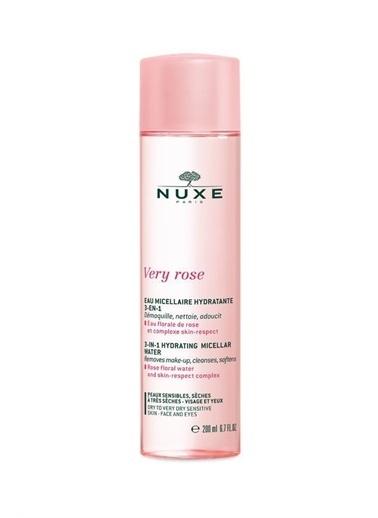 Nuxe  Very Rose 3-In-1 Hydrating Micellar Water 200 Ml Renksiz